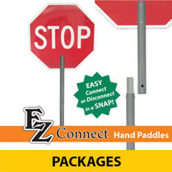 Stop Sign Paddles
