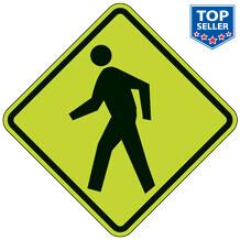 FYG Pedestrian Signs