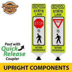 Pedestrian/School Safety Signs